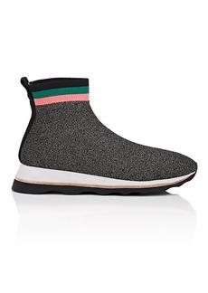Loeffler Randall Women's Scout Knit Sock Sneakers