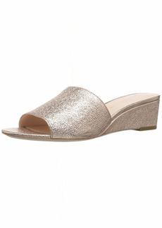 Loeffler Randall Women's Tilly-cm Wedge Sandal  9 Medium US