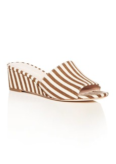 Loeffler Randall Women's Tilly Demi Wedge Slide Sandals