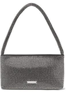 Loeffler Randall Marleigh Crystal-embellished Satin Shoulder Bag