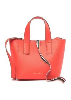 Loeffler Randall Mini Leather Ribbon Shopper Bag