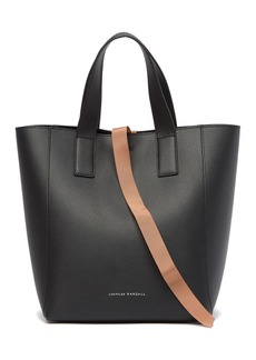 Loeffler Randall Shopper Leather Tote Bag