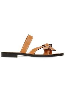 Loewe 10mm Gate Leather Sandals