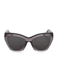 Loewe 55MM Cat Eye Sunglasses