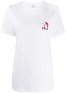 Loewe animal motifs t-shirt