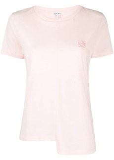 Loewe asymmetric hem T-shirt