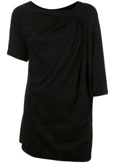 Loewe asymmetric shoulder blouse