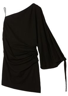 Loewe Paula's Ibiza Stretch Jersey Mini Dress
