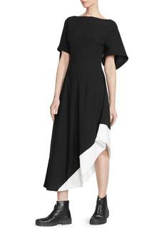 Loewe Asymmetrical T-Shirt Dress