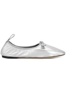 Loewe bow ballerinas
