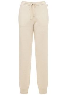 Loewe Cashmere Knit Track Pants