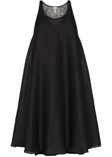 Loewe draped shift dress