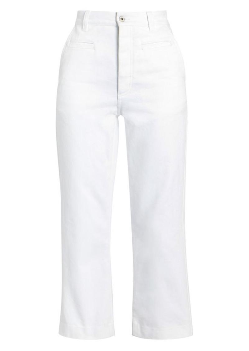 Loewe Fisherman Straight-Leg Jeans