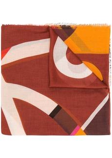 Loewe Giant Anagram print scarf