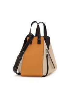 Loewe Hammock Small Colorblock Leather Satchel Bag