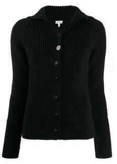 Loewe high-neck cardigan