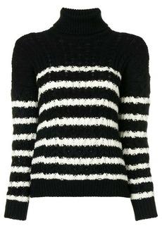 Loewe horizontal stripe jumper