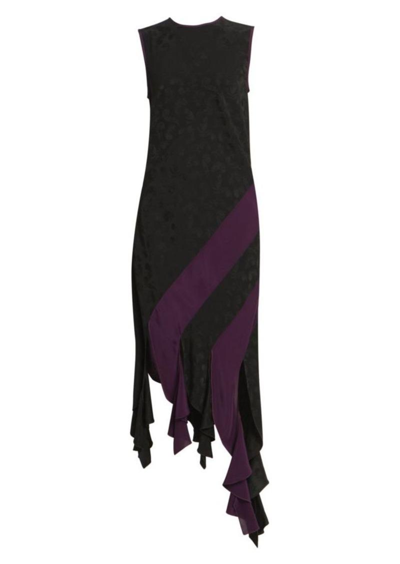 Loewe Jacquard Curl Dress