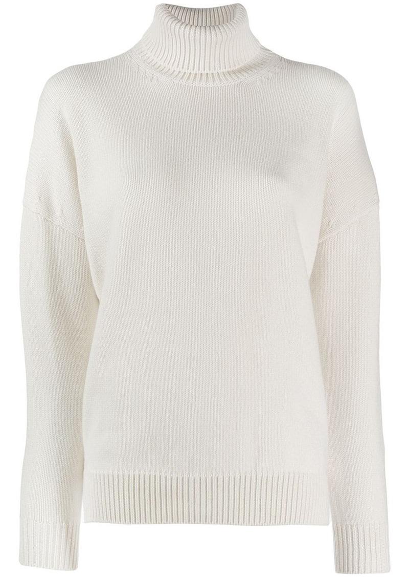 Loewe knit turtleneck jumper