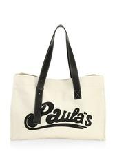 Loewe X Paula's Ibiza Large Tote Bag