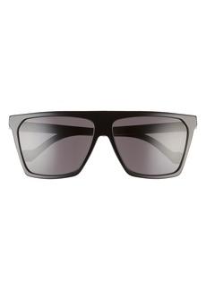 Loewe 60mm Flat Top Sunglasses