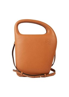 Loewe Architects D leather top-handle bag