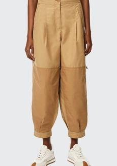 Loewe Bicolor Balloon Trousers