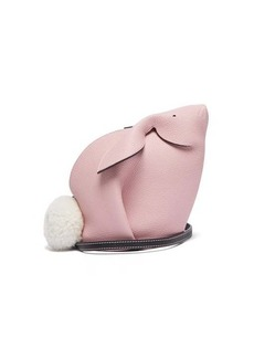 Loewe Bunny mini leather cross-body bag