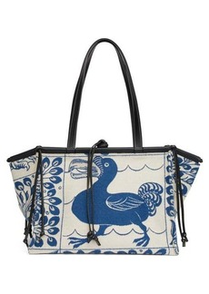 Loewe Cushion dodo-jacquard tote bag
