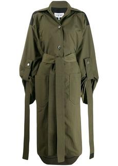 Loewe oversized trench coat