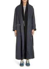 Loewe Double Layer Wrap Coat