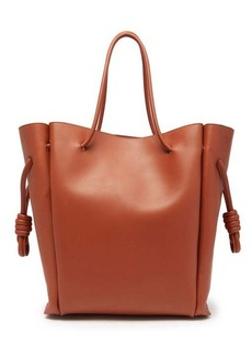 Loewe Flamenco medium leather tote bag