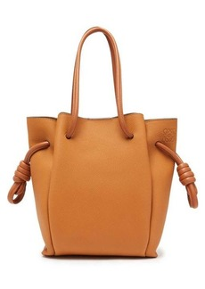 Loewe Flamenco small leather tote bag