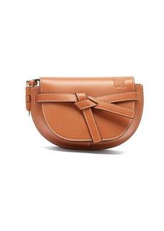 Loewe Gate mini leather belt bag