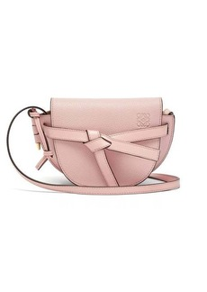 Loewe Gate mini leather cross-body bag