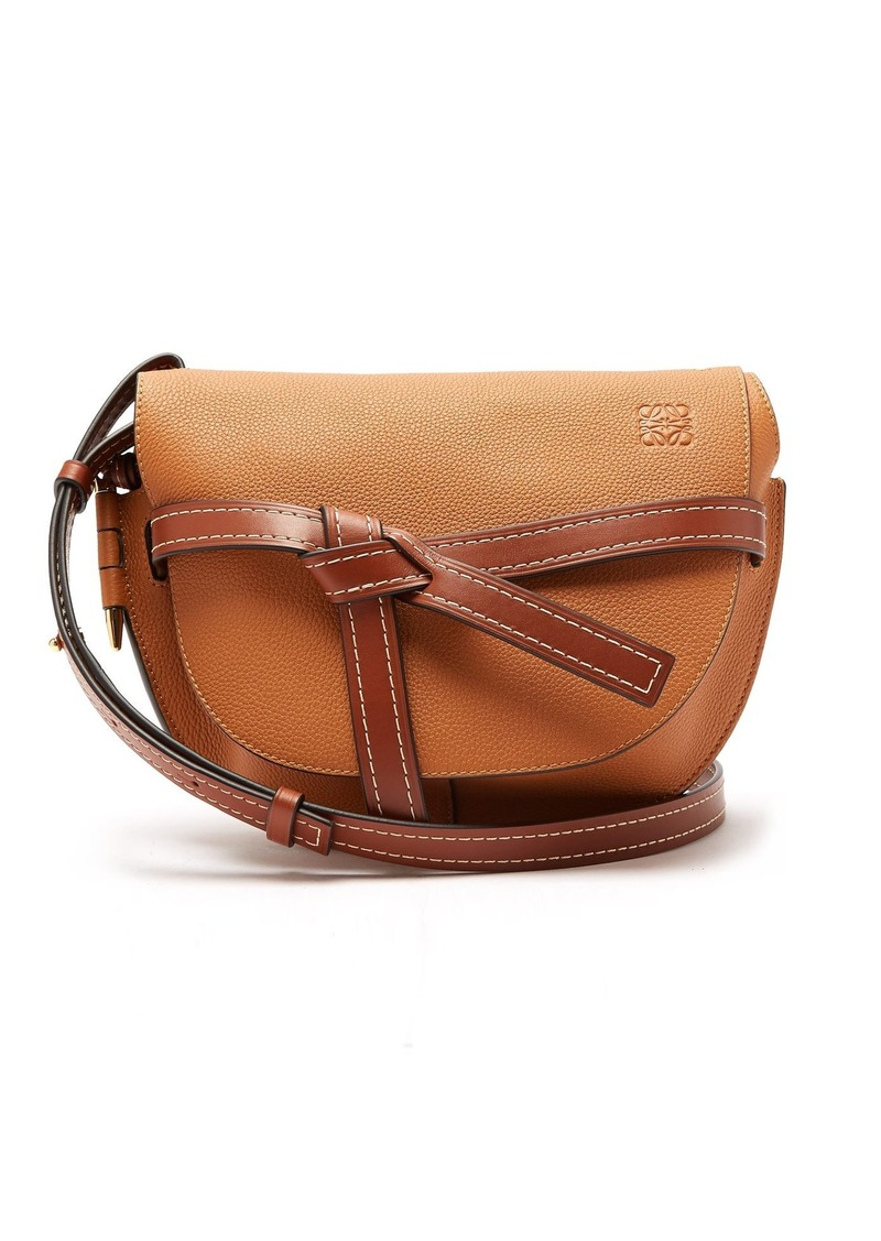 abcb4376ef9 Gate small grained-leather cross-body bag