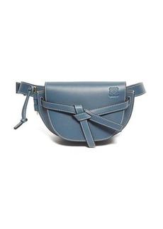 Loewe Gate small leather belt bag