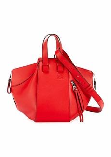 Loewe Hammock Medium Grained Leather Satchel Bag