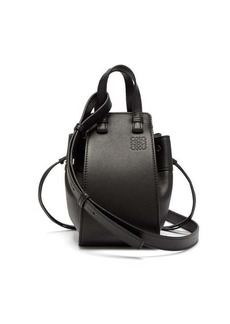 Loewe Hammock mini leather cross-body bag