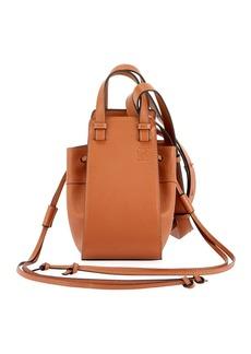 Loewe Hammock Mini Classic Shoulder Bag  Tan