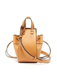 Loewe Hammock mini leather tote bag