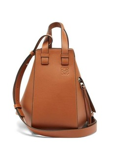 Loewe Hammock small leather bag