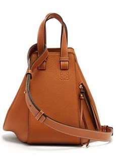 Loewe Hammock small leather tote bag