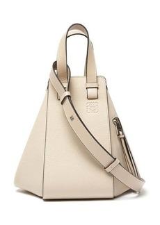 Loewe Hammock small leather tote bag