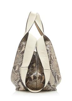 Loewe Hobo Tote Bag with Snake