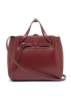 Loewe Lazo mini leather tote bag