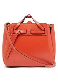 Loewe Lazo mini leather tote bag