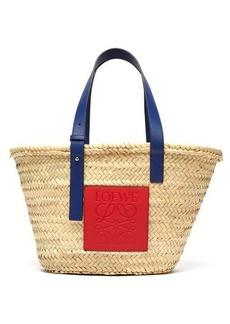 Loewe Medium woven basket bag