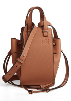 Loewe Hammock Mini Calfskin Leather Hobo Bag