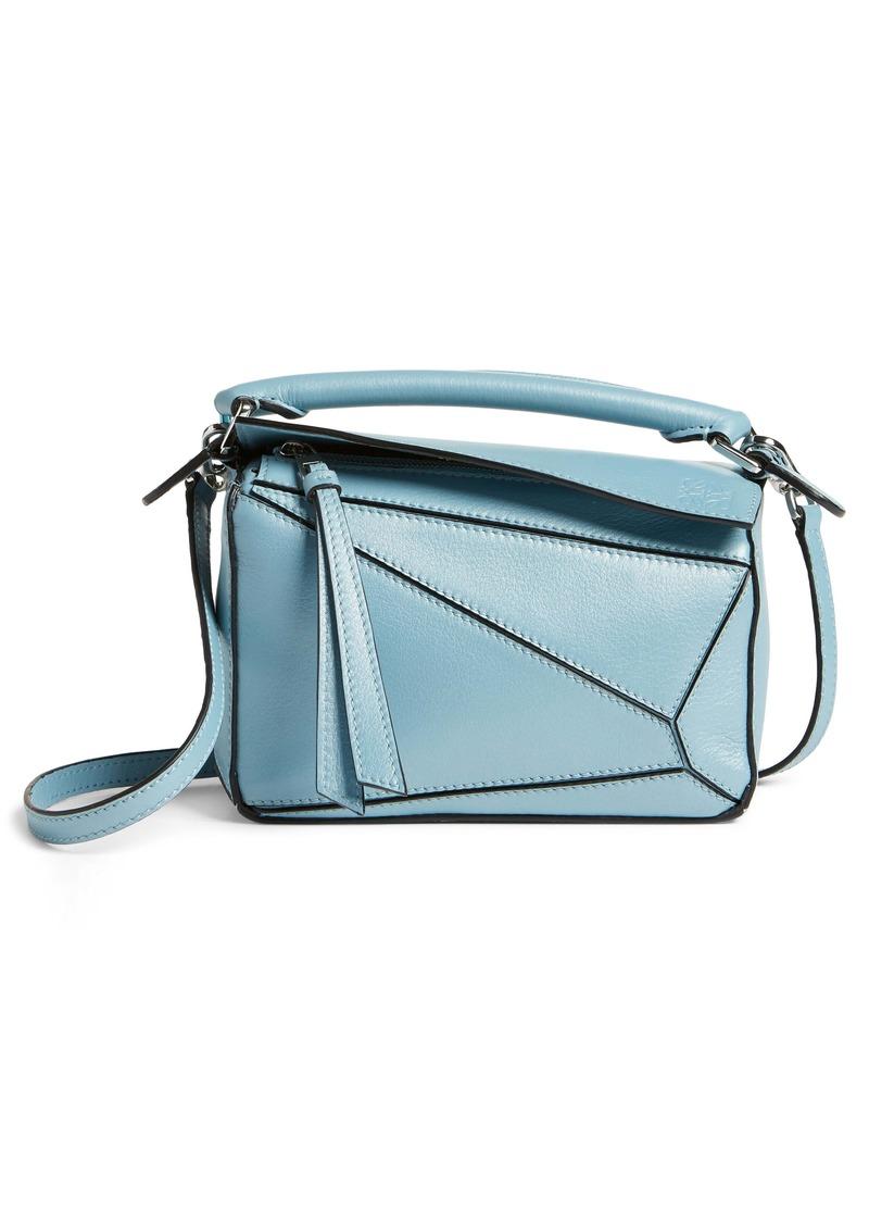Loewe Mini Puzzle Leather Bag